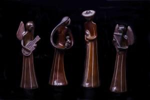 La sagrada familia - Manuel Cherres