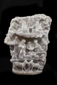 Nacimiento en piedra de huamanga - Cirilo Galvez Ramos