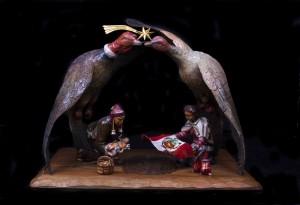 Navidad en los andes - Wilfredo Walter Ramirez Montalvo